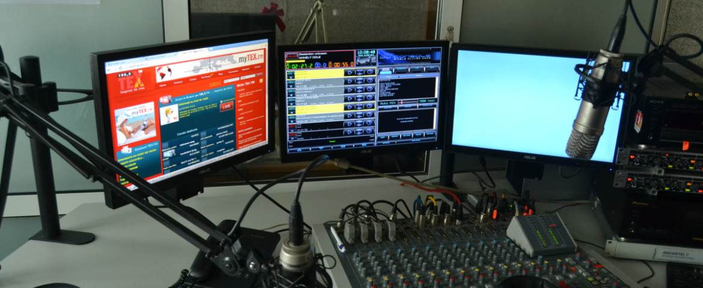 TEX FM foloseste sisteme automatizare radio